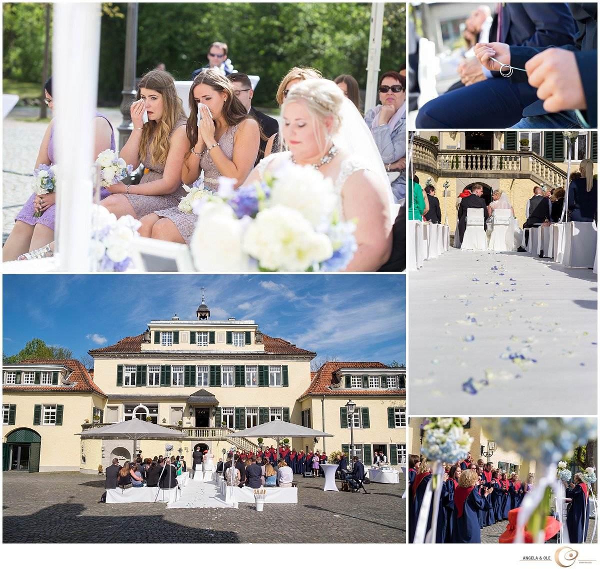 Zauberhafte Hochzeit auf Schloss Eulenbroich » Angela