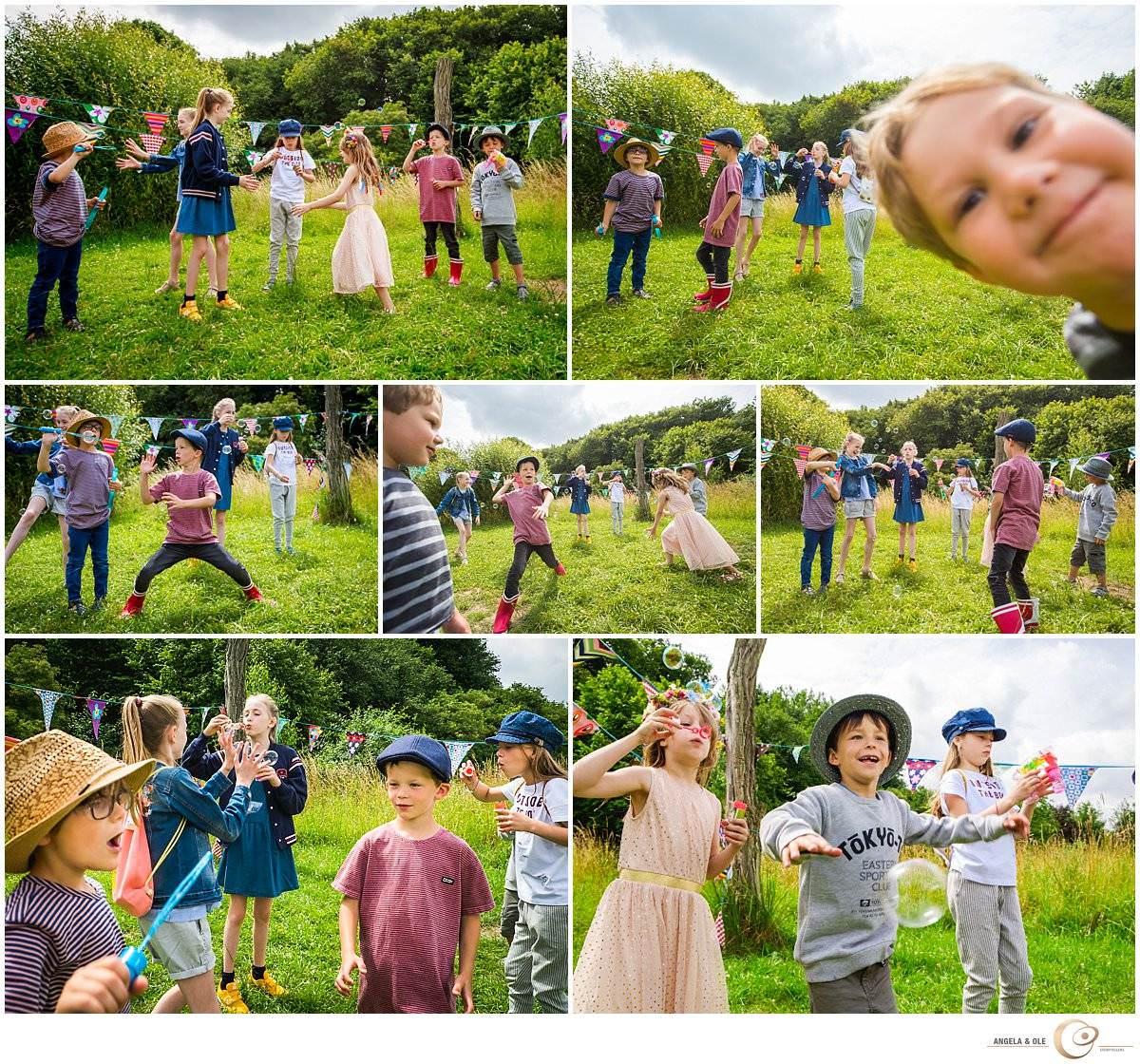 Kinderparty Kinderfotografie