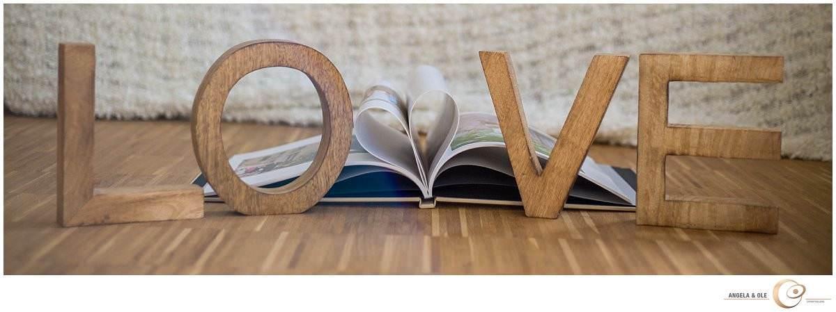 LOVE Hochzeitsalbum