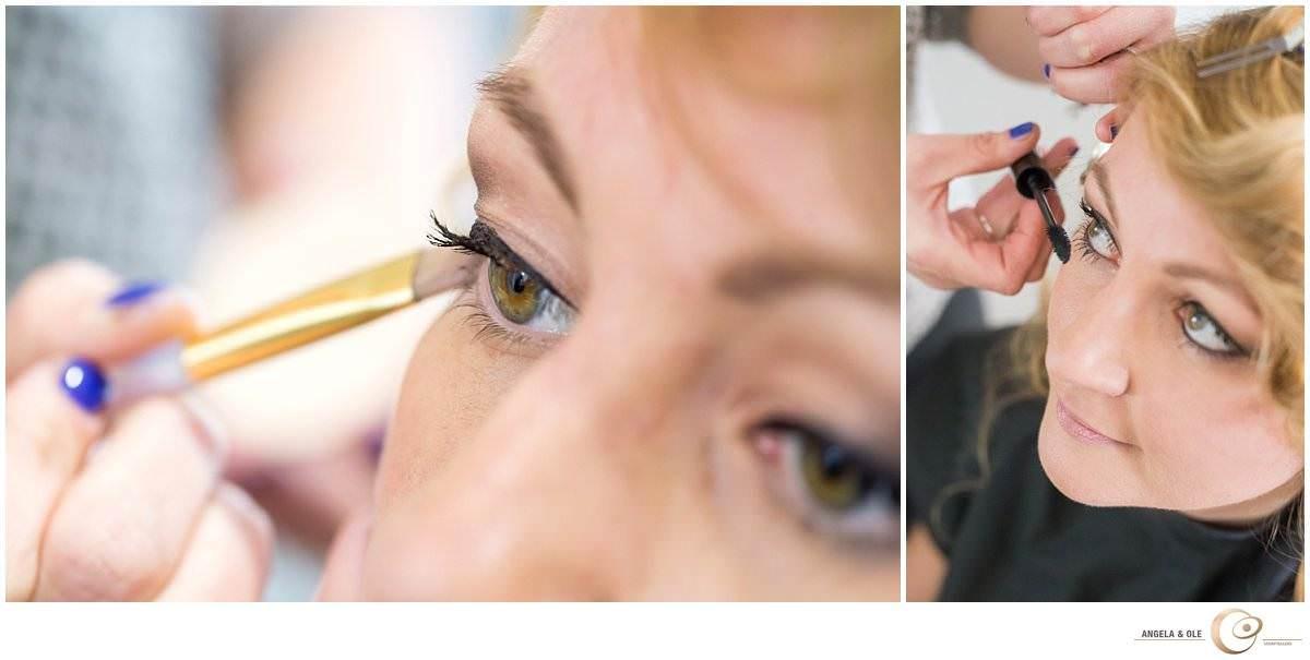 Hochzeit im Felgenhof - Make-up