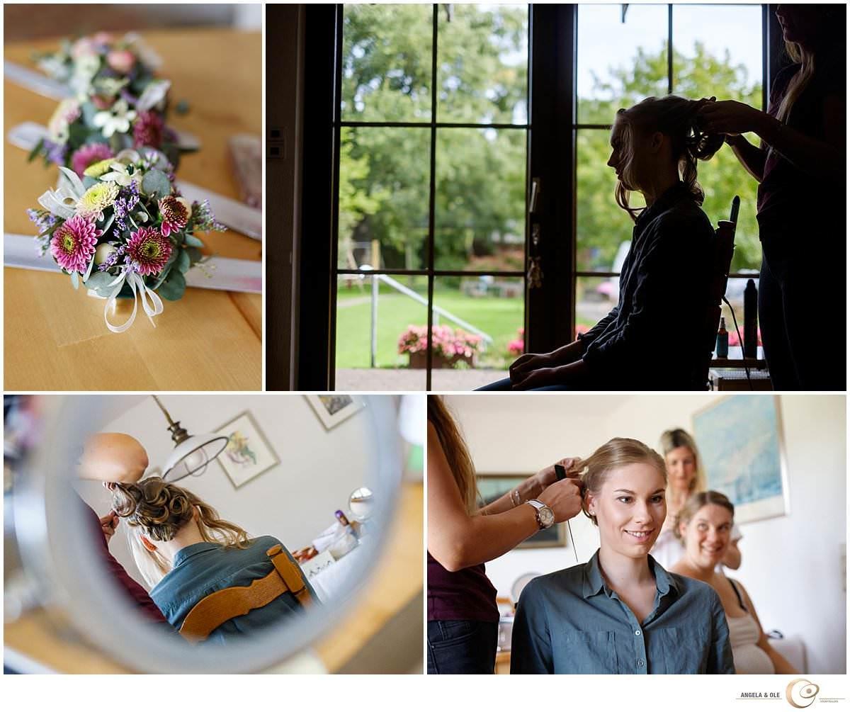 Heiraten in Moers - Hochzeitsfotograf NRW, Köln Duesseldorfund Bonn -Brautstyling