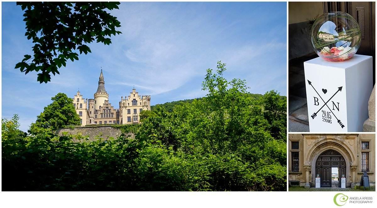 Hochzeit auf Schloss Arenfels