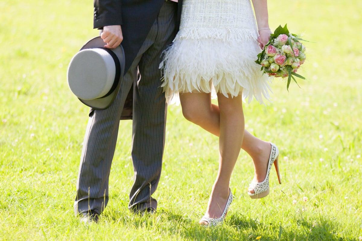 Hochzeit kosten - Brautpaar