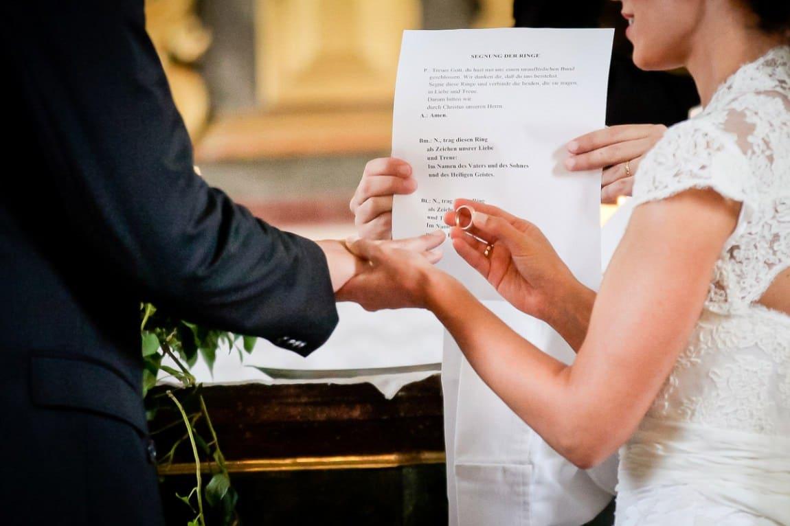 Hochzeitsfotograf Bonn - Eheversprechen