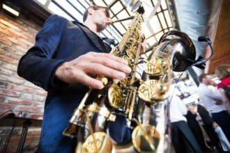 Saxophonist - Hochzeit kosten