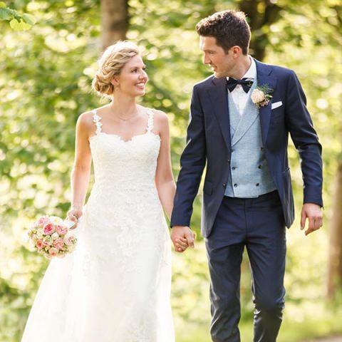 Foto einer Hochzeitsreportage in Koeln